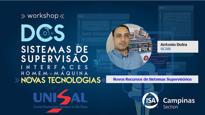 Workshop da ISA Campinas Section