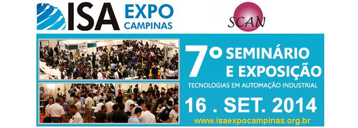Visite a Scan na ISA Expo Campinas