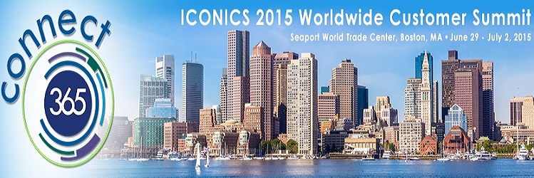 ICONICS 2015 Worldwide Customer Summit